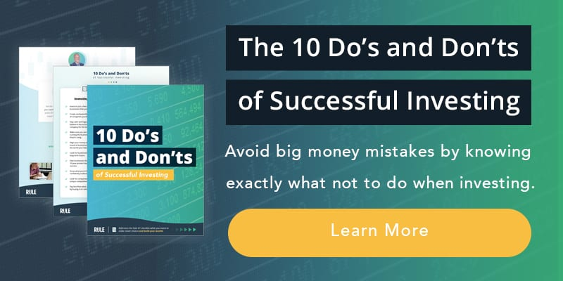 Learn the Do's and Don't of investing