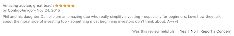 invested-podcast-review