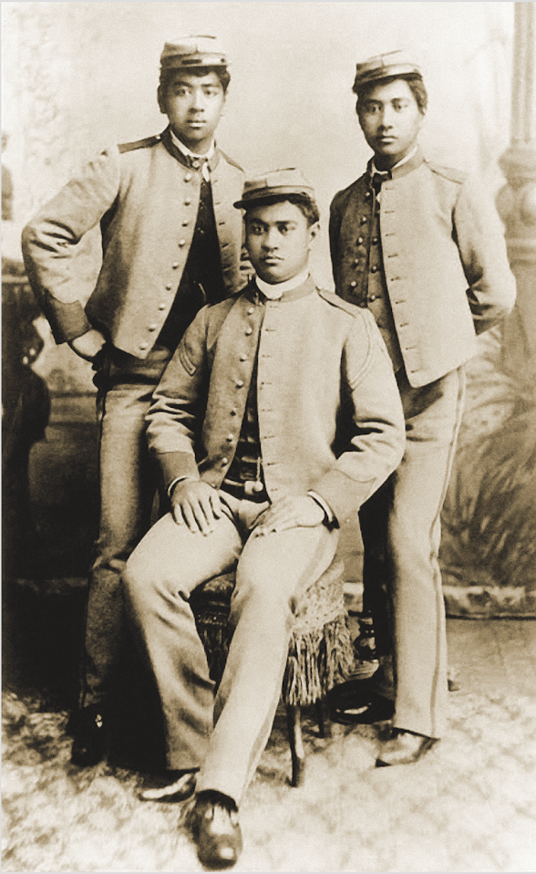 Three Hawaiian Princes Introduce Surfing to Santa Cruz in 1885