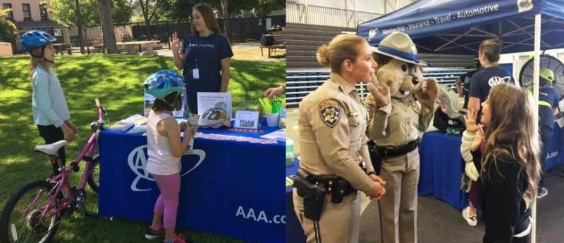 Aug  4 Back-to-School Traffic Safety Blast Offers Games