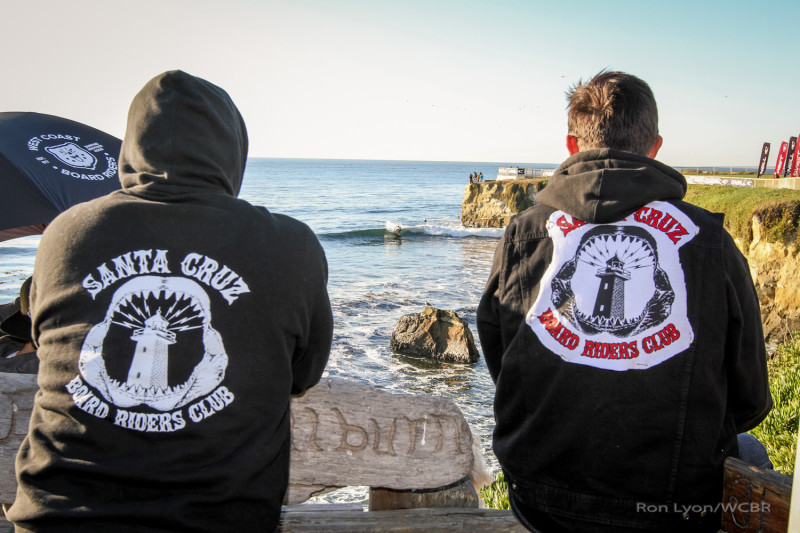 The North Division Season Opener of the  West Coast Board Riders at Steamer Lane in Santa Cruz, CA on November 2nd, 2019 © 2019 Ron Lyon/WCBR