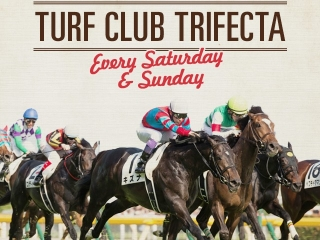 We're pairing our signature EaTs with a ticket to the exclusive #TurfClub at @DelMarRacing.  Click on the link in our bio for more info! #RacingSeason #DelMar