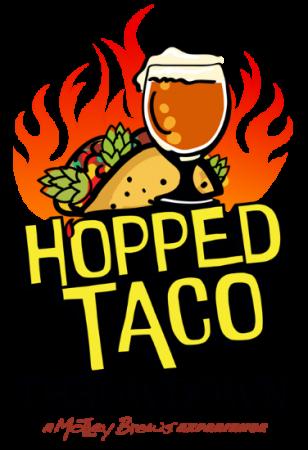 Hopped-taco-throwdown-logo