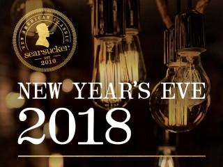 New Year's Eve in Las Vegas - Searsucker