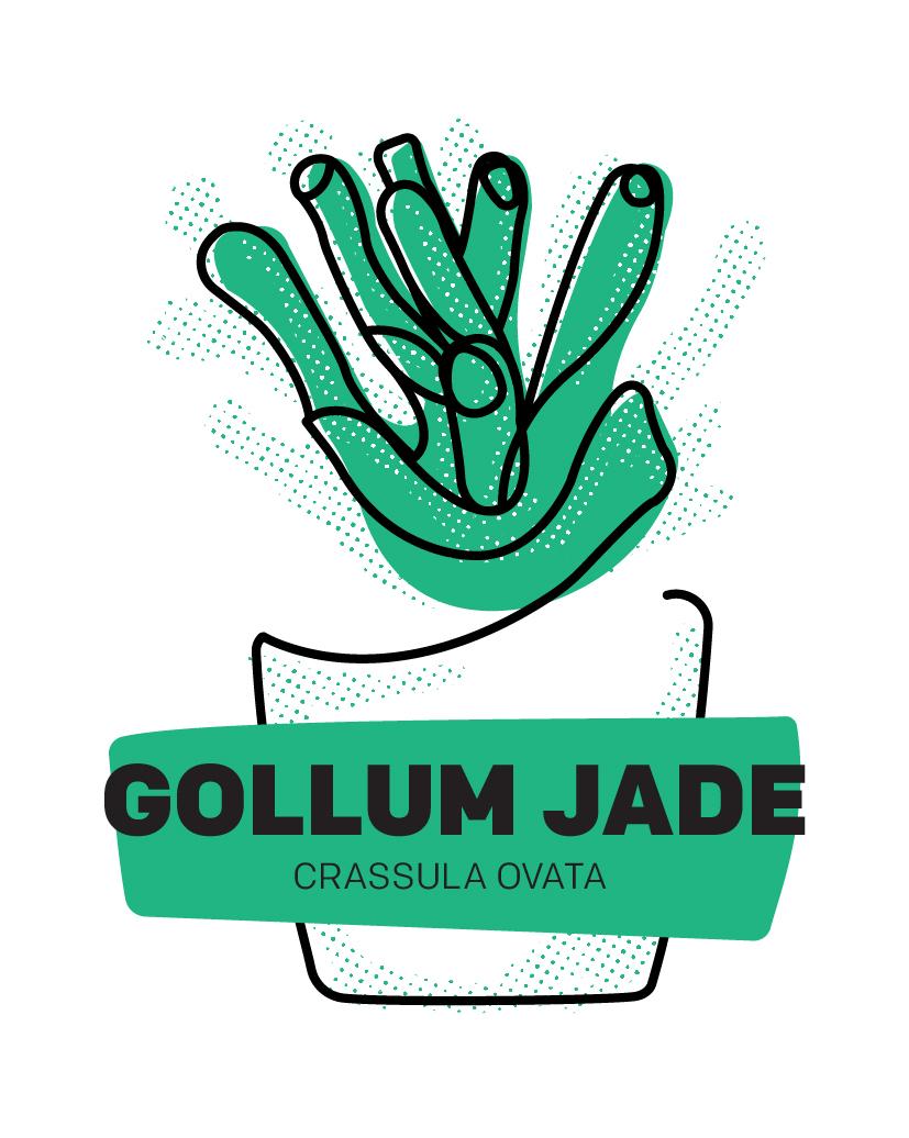 Gollum Jade