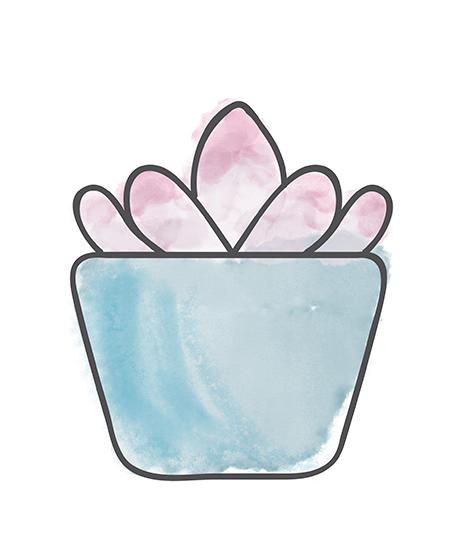 Pink Moonstones