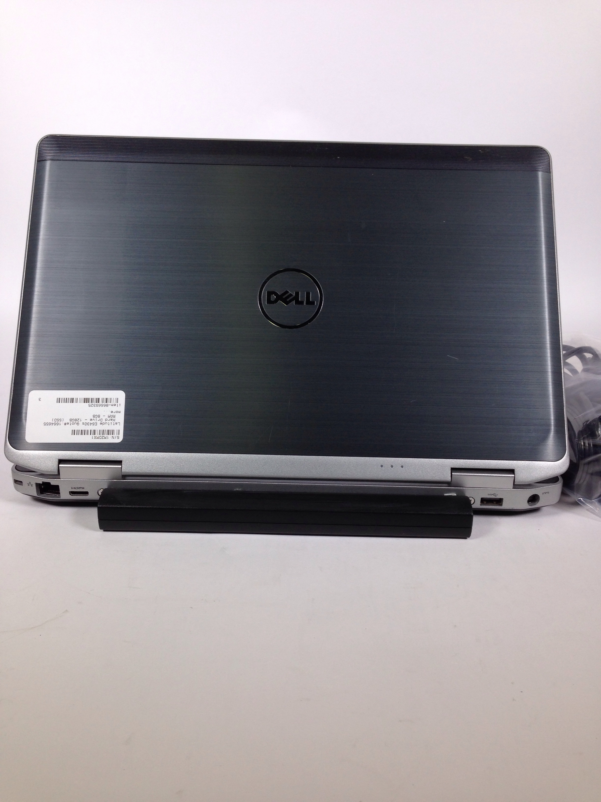 DELL LATITUDE E6430 | i7 3 0GHz | 8GB 128GB SSD | WIN10 | FAIR CONDITION* |  eBay