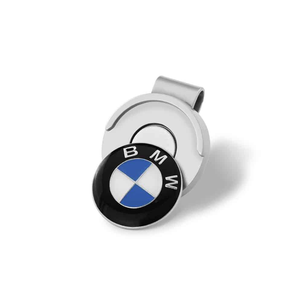CLIP DE PLATA BMW GOLFSPORT