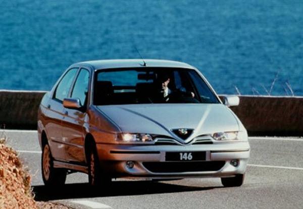 1995 ALFA ROMEO 146 1.6 TS MT 4P