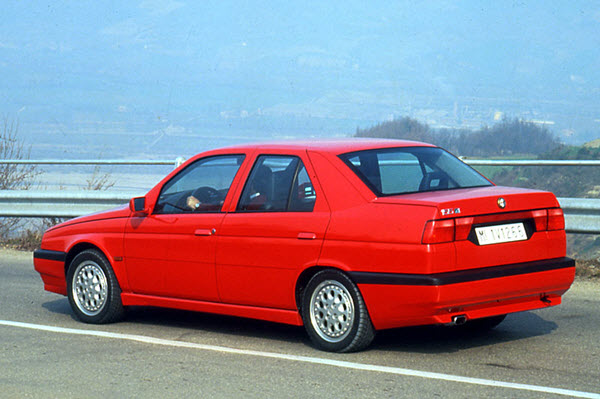 1999 ALFA ROMEO 155 2.0 16V MT 4P