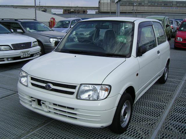 DAIHATSU MIRA 2000