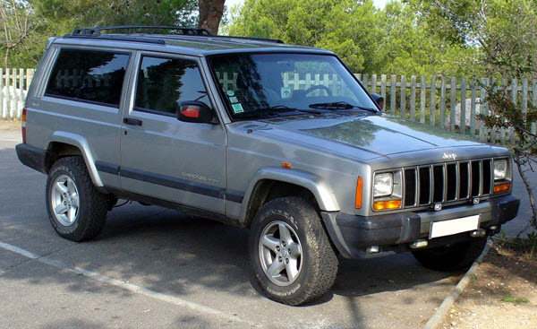 2000 JEEP CHEROKEE 4.0 SPORT 4WD AT 3P