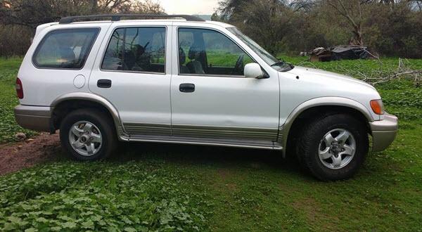 2000 KIA SPORTAGE 2.0 4WD MT 5P