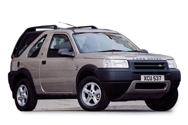 2000 LAND ROVER FREELANDER 1.8 MT 3P