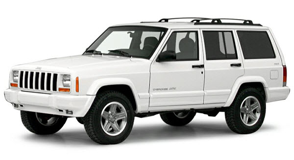 2001 JEEP CHEROKEE 4.0 CLASSIC AT 5P