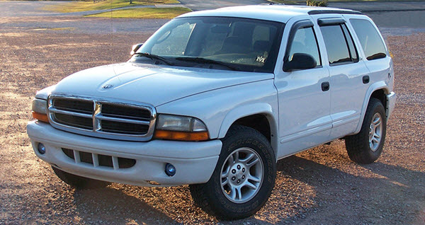 2002 DODGE DURANGO 4.7 V8 AT 5P