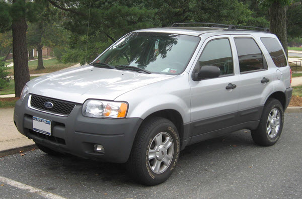 2002 FORD ESCAPE 2.0 XLS 4WD AT 5P