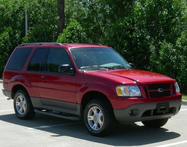 2002 FORD EXPLORER 4.0 SPORT 4WD AT 3P