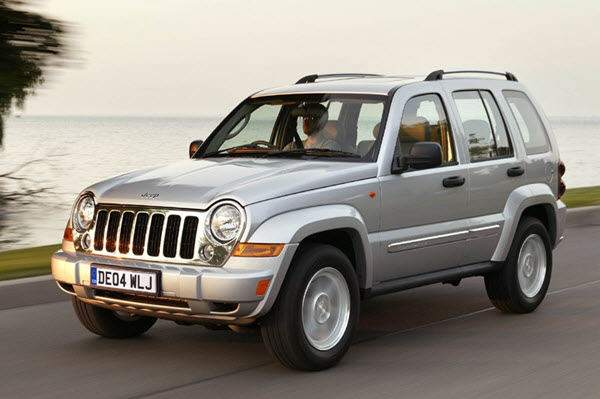 2002 JEEP CHEROKEE 2.5 LIMITED DIESEL MT 5P