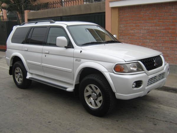 2002 MITSUBISHI MONTERO SPORT 3.5 LIMITED AT 5P