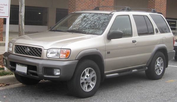 2002 NISSAN PATHFINDER 3.5 SE HIGH AT 5P