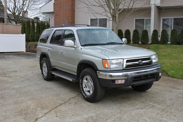 2002 TOYOTA 4RUNNER 3.4 LUJO AT 5P