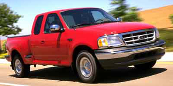 2003 FORD F-150 5.4 XLT SC AT 4P