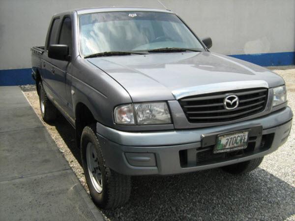 2003 MAZDA B2900 2.9 DX DIESEL 4WD MT 4P