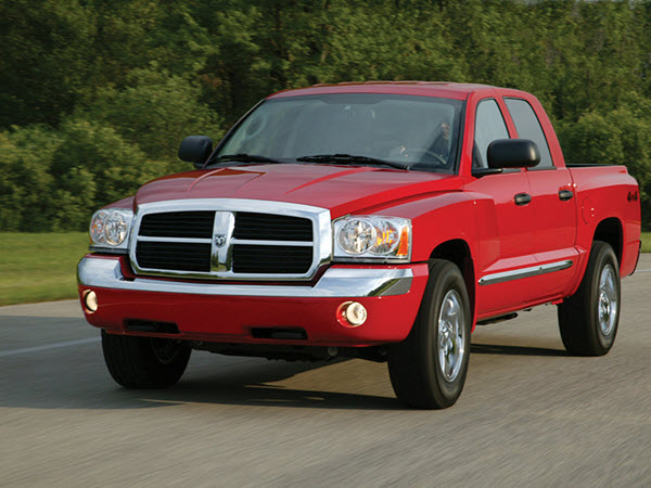 2004 DODGE DAKOTA 3.7 4WD AT 4P