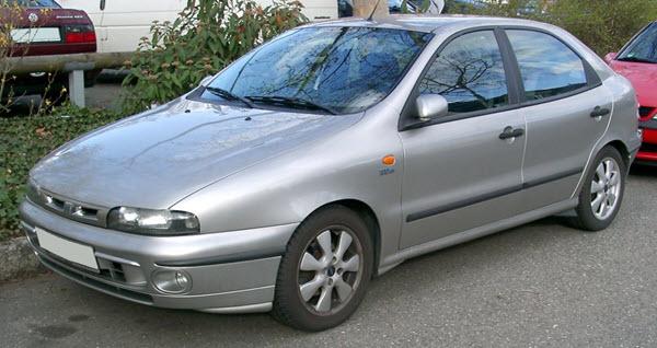 FIAT BRAVA 2004