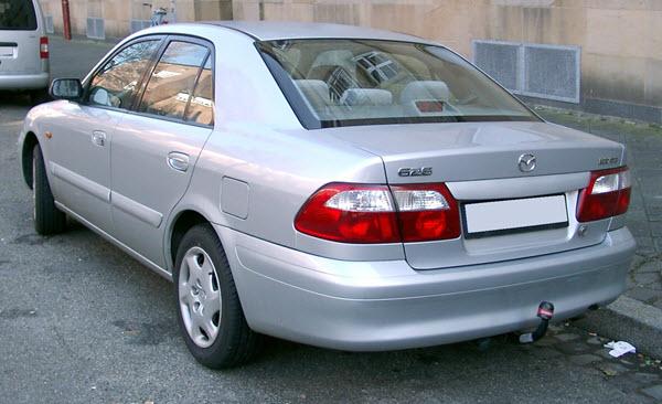 MAZDA 626 2004