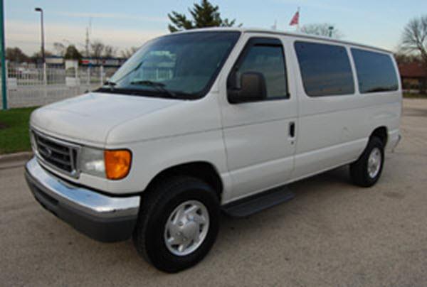 ford e-350 2005