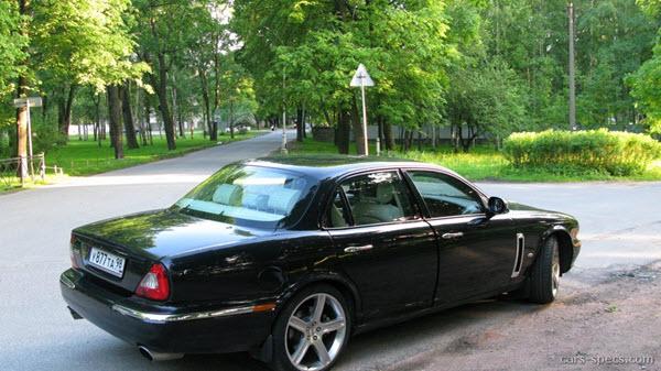 JAGUAR XJR 2005