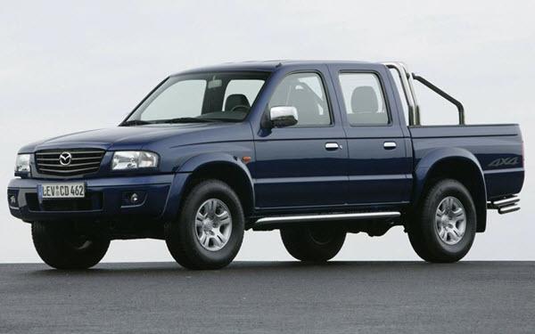 2005 MAZDA B2500 2.5 SDX DIESEL 4WD PLUS MT 4P