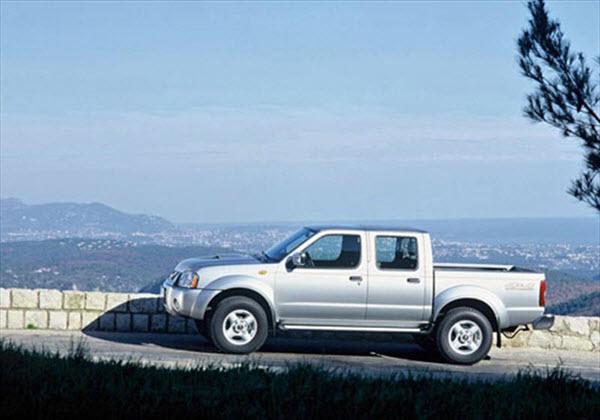2006 NISSAN TERRANO 2.5 DX TDI DIESEL 4WD MT 4P