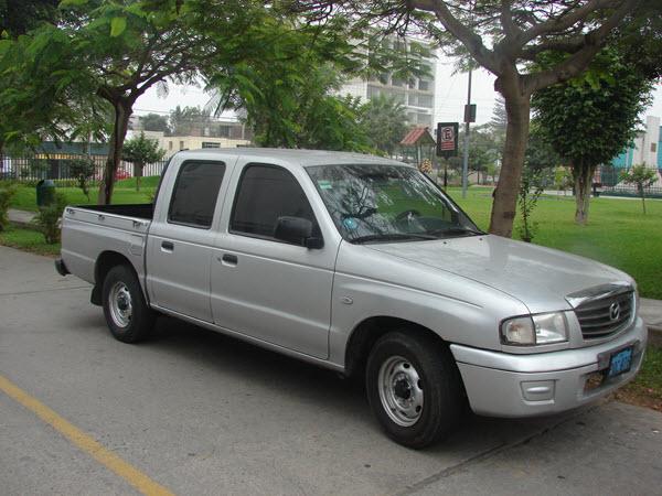 MAZDA B2900 2007