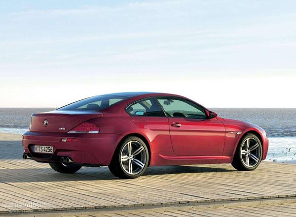 BMW M6 2008