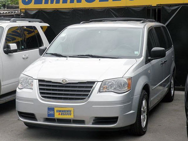 2011 CHRYSLER GRAND TOWN & COUNTRY 3.8 LX AT 5P