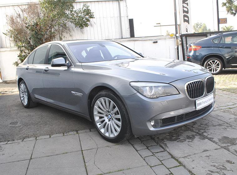 BMW 750 I 2012