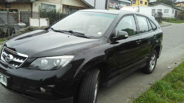 BYD S6 2013