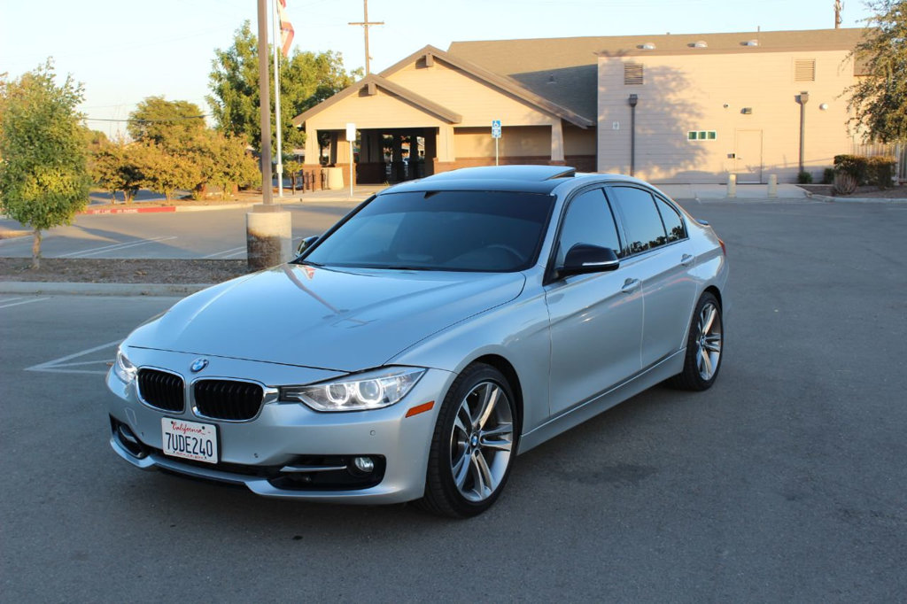 2014 BMW 328 I 2.0 GT LUXURY AT 5P