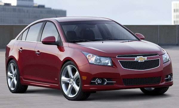 2014 CHEVROLET CRUZE 2.0 LS DIESEL FULL AT 4P