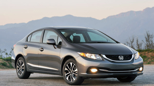 2014 HONDA CIVIC 1.8 LX MT 4P