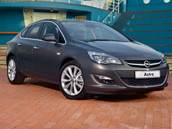 2014 OPEL ASTRA 1.6 COSMO AT6 4P