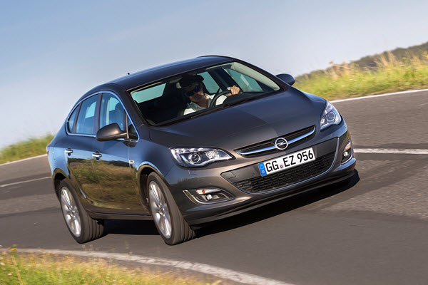 2014 OPEL ASTRA 1.6 ENJOY AT6 4P