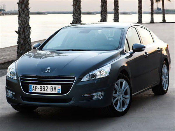 2014 PEUGEOT 508 2.0 ACTIVE HDI DIESEL PACK GPS 163HP AT 4P