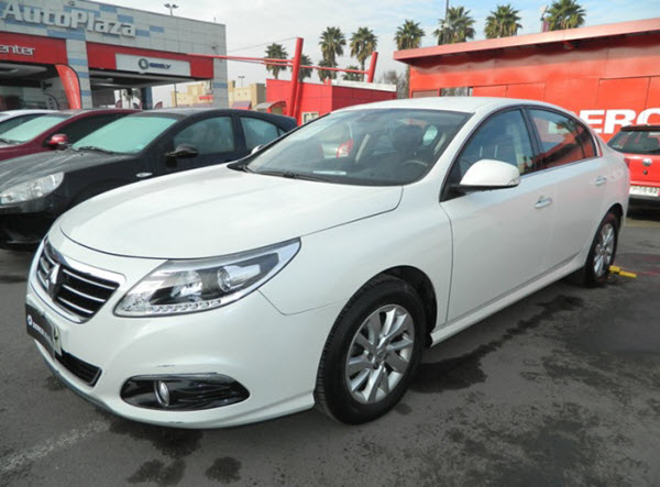 2014 RENAULT LATITUDE 3.5 PRIVILEGE AT 4P