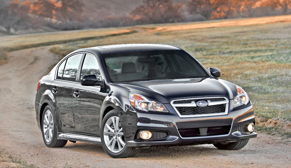2014 SUBARU LEGACY 2.5 LIMITED AWD CVT AT 4P