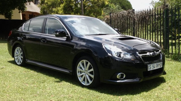 2014 SUBARU LEGACY 2.5 GT AWD SI-DRIVE AT 4P