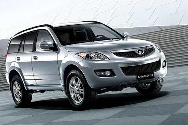 GREAT WALL HAVAL H5 2015